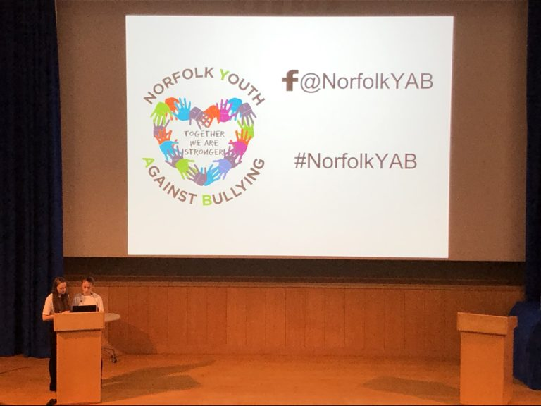 Norfolk Governance Network Autumn Conference 2019 YAB
