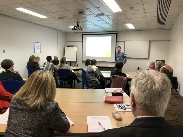 Norfolk Governance Network Autumn Conference 2019 - County Lines and Prevent workshop