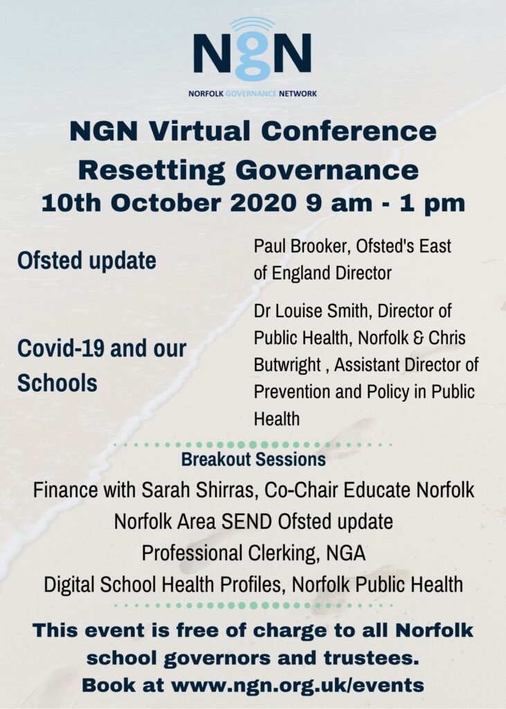 NGN 2020 Conference flyer